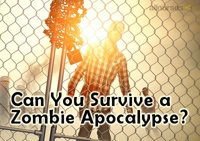Can You Survive a Zombie Apocalypse?