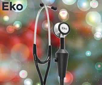 You could win an Eko Core Digital Stethoscope!