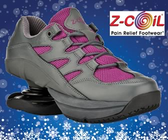 You could win $250 Z-Coil Footwear Giveaway!