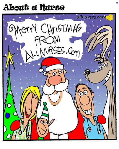 Merry Christmas from allnurses