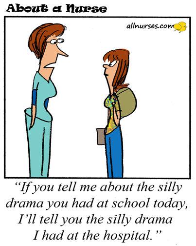 Drama...drama....drama....