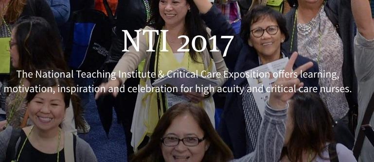 National Teaching Institute - NTI 2017