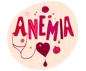 Sick And Tired, Seeing Things? You Might Have Anemia