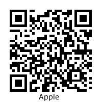 Download via Apple QR Code