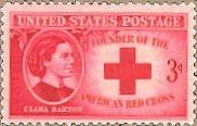 Stamps Commemorating Nursing