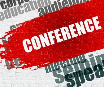 Nursing Conferences: Posters and Sponsors and Spiders, Oh My!