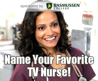 Choose Your Favorite TV Nurse