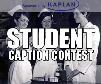Day 8: Student Caption Contest