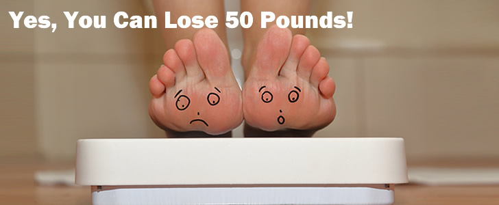 How You Can Lose 50 Pounds In 90 Days