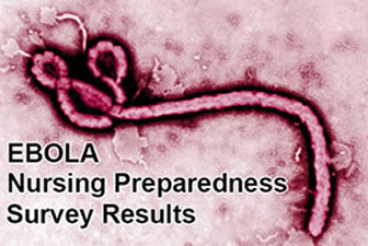 Ebola Preparedness Nursing Survey Results