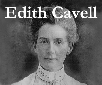 Honoring Edith Cavell 101 Years Later
