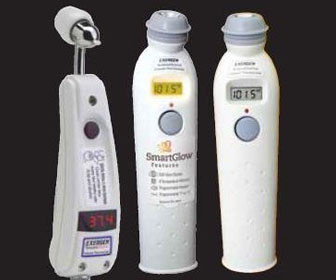 Accuracy of body temperature is paramount in diagnosing a patient's illness