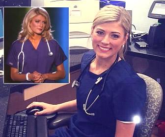 Meet Miss Colorado 2015 (Kelley Johnson) - The Nurse Behind the Stethoscope