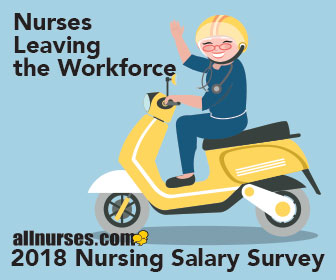 When and Why Nurses Are Leaving the Workforce -2018 allnurses Salary Survey Results Part 3