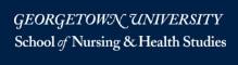 Georgetown University - School of Nursing and Health Studies