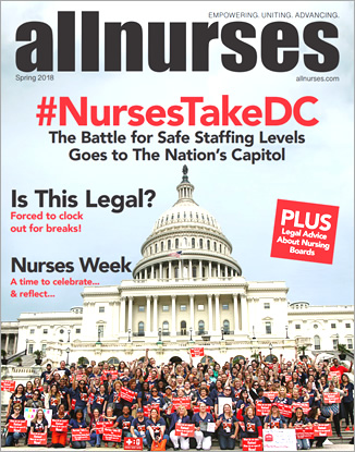 allnurses Magazine: New Quarterly Publication For Nurses