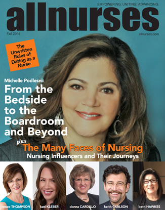 Allnurses Magazine Fall Issue: The Many Faces of Nursing