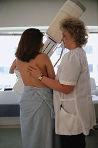 My First Mammogram- A Comedy