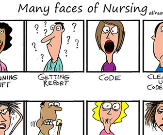 Many Faces of Nursing