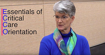 Successful ICU Orientation: Interview with Maureen Bishop, MSN, CNS