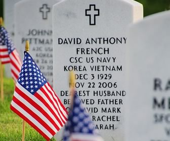 Memorial Day : Remembering Those Who Sacrificed Their Lives for our Freedom