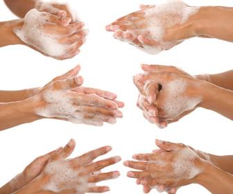 December is National Handwashing Month