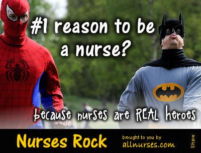 Nurses - The Unsung Heroes