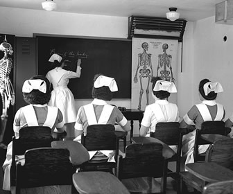 No Nursing Shortage At The Present Time