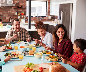 Are You Educating Your Patients About the Value of Family Meals?