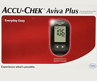 Accu-Chek Aviva Plus Meter by Roche
