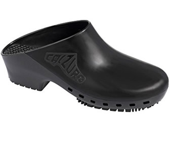 Calzuro Men's Autoclavable Clog with Upper Ventilation