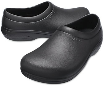 Crocs On-The-Clock Work Slip-Ons