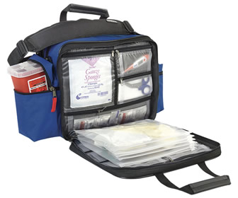 EZ-View Med Bag by Hopkins Medical Products