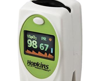 HMP Pediatric Fingertip Pulse Oximeter