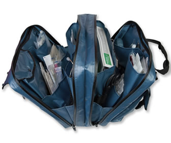 Infection Control Nurse Bag by Wheeler Accessories Ltd.