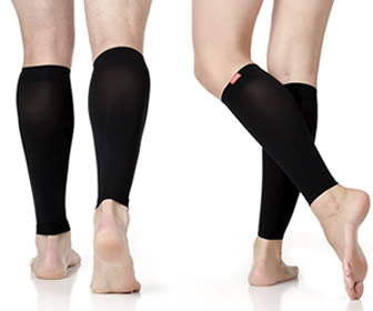 VIM & VIGR UniSex Compression Leg Sleeves