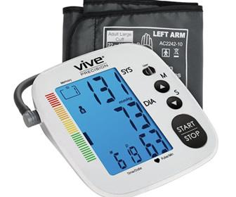 Vive Health Digital Blood Pressure Monitor