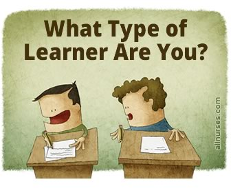 Study Tip: Know What Type of Learner You Are!