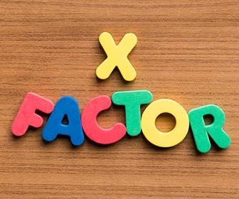 X-ploring your X-Factor