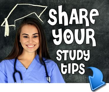 Back-to-School Nursing Student Study Tips
