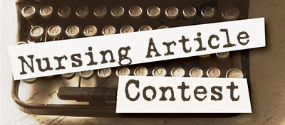 2016 Summer Nursing Article Contest - Win $150